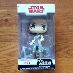 Star Wars Rey Bobble Head
